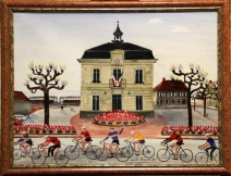 La Mairie d'Auvers,BRUNELIERE